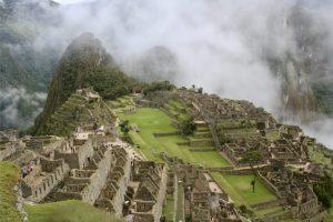 Machu Picchu on the Inca Trail